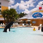 SpringHill Suites Orlando at Seaworld Pool
