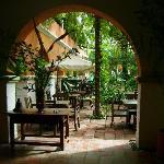 patio interios