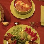 Zuppa e Antipasto
