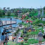 Miniland USA at LEGOLAND California Resort
