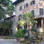 Historic building of Il Cassero