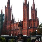 Marketplace Church in Wiesbaden