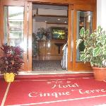 Hall Hotel 5 TERRE