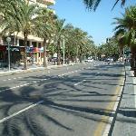 salou street