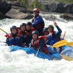 Rafting in Numedalslågen
