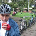 Mi mejor dia en Bogota fue el paseito en Bici con Nicolas y sus amigos, gracias Amigos!!