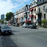 Rue Saint Hubert