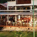 breakfast  / open dining area