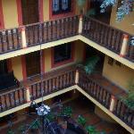 Hotel Catedral. San Cristobal de las Casas. Chiapas. México