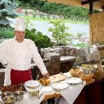 barbecue in Brno
