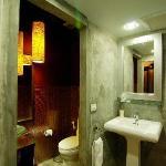 the Studio - bathroom