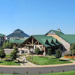 Panoramic view of Little River Casino Resort