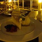 Scrumptous dessert!