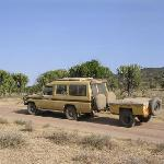 Our Rugged 4x4 expedition vehicle
