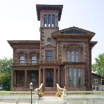 Victoria Mansion from Danforth