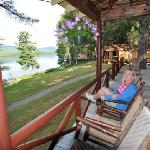 Kawanhee Inn, Weld Maine - Webb Lake