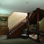 Third Floor Landing Bullock Hotel