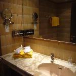 La camera 101 - Il bagno