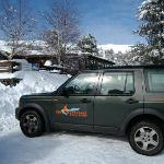 Etna Jeep Ride and Snow