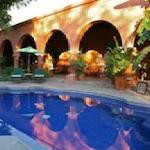 Heated Hacienda Pool