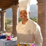 Hacienda Executive Chef Rene Duarte