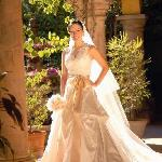 Beautiful Hacienda Bride