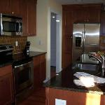 Kitchen at Regal Vistas