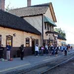 Petite gare de Durango