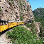 Durango&Silverton train