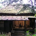Samuraihaus mit neuem Bewohner