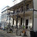 The Consulate - exterior