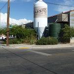 Barrio Brewing Exterior