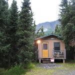 Our Cabin at Eagle Landing Resort