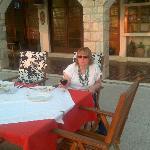 Lili's terrace restaurant