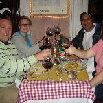 Amabili-Campanelli dinner 1st night