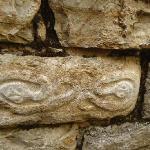 Grabados en piedra.Kuelap