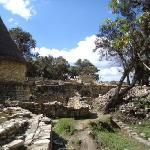 Construcciones en Kuela