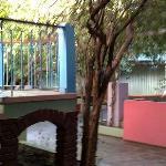 Patio interno en Planta Baja