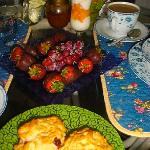 mmmm...breakfast