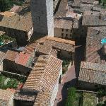 San Gimignano Tower View