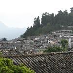 ijiang oldtown from the ZenGarden hotel