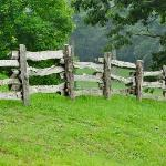 I am a photographer, I loved taking pictures of this fence