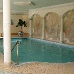 piscina riscaldata  interna