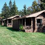 Cabins 1, 2, 3