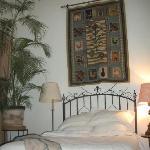 Casa Grillo bedroom