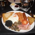 Scrumptious English breakfast