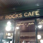 Foto de The Rocks Cafe