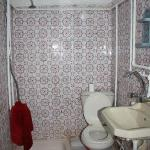 bathroom in the private room