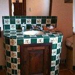 decoracion rustica talavera en sus baños
