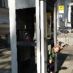 telefonzelle in frankfurt